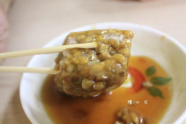 【台南小吃推薦】許家蝦仁肉圓、芋粿,國華街小吃