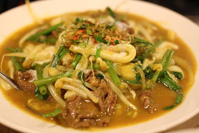 泰國料理︱越式料理︱辣的料理