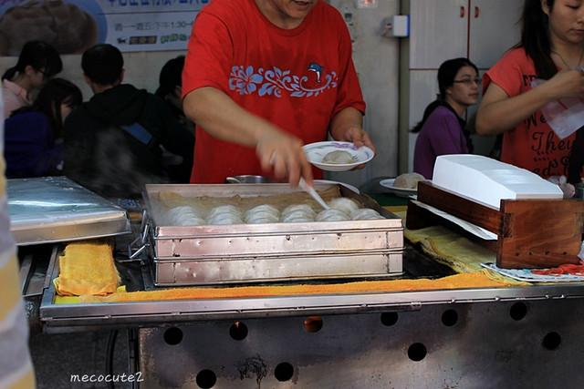 【台南小吃推薦】武廟肉圓,很特別的一間肉圓~