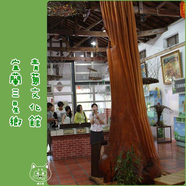 宜蘭三星鄉青蔥文化館