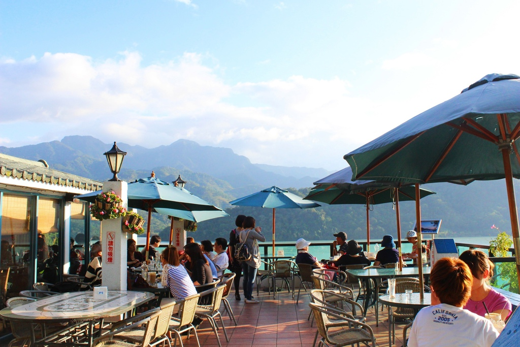 桃園大溪湖畔咖啡 石門水庫咖啡廳