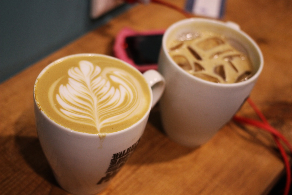 台北中山區咖啡廳(有插座網路) 威爾貝克六號店-中山店