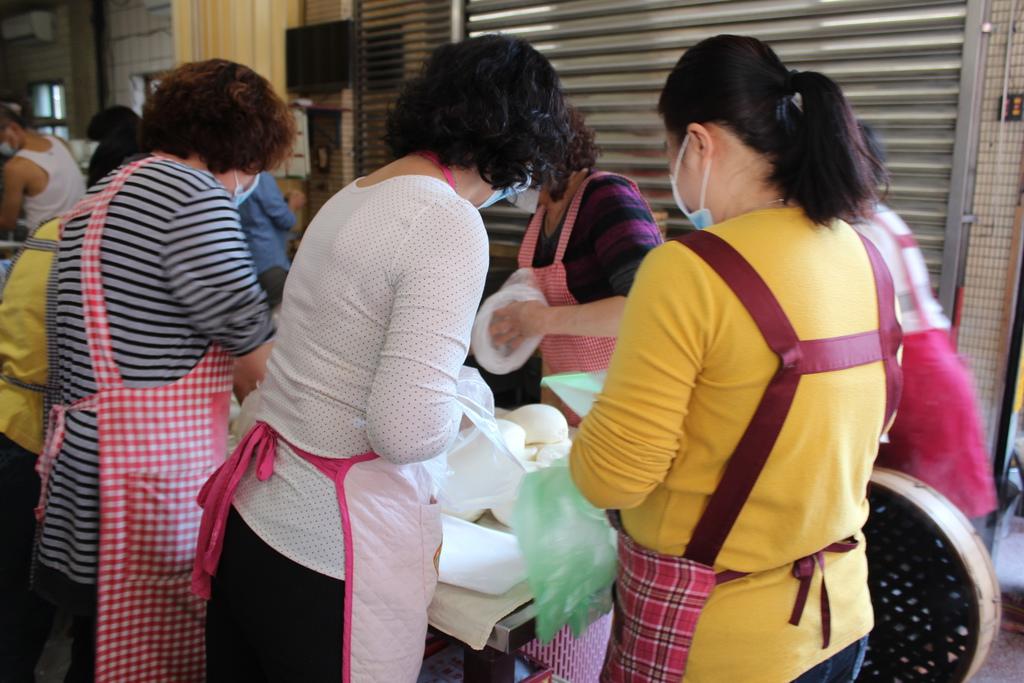 礁溪美食小吃  礁溪包子饅頭專賣店  幾米手創烘培坊