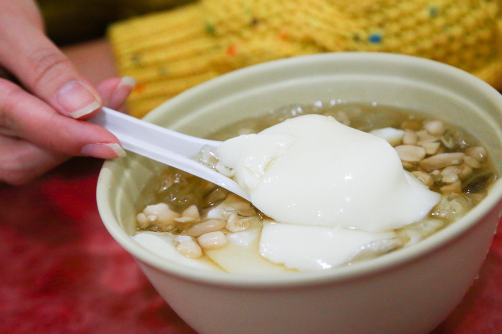 三重好吃的豆花店,三重甜點,台北小吃︱台北熱炒,極品傳統豆花 @陳小可的吃喝玩樂